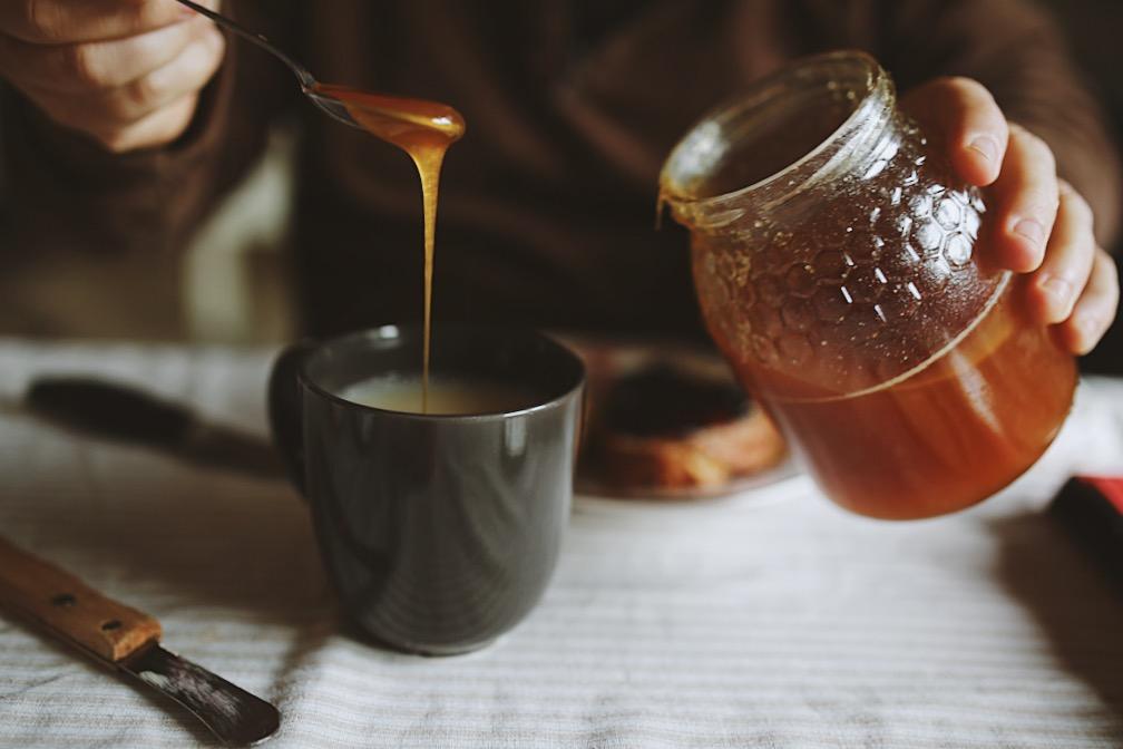 ❥ Como de miel ynubes
